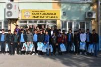 MUSTAFA ARı - Kahtalı 4 İHL Öğrencisi 63 Yetimi Giyindirdi