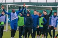 KASIMPAŞA SPOR - Kasımpaşa, Fenerbahçe Maçı Hazırlıklarını Sürdürdü