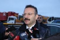 OSMAN GAZİ KÖPRÜSÜ - Kuzey Marmara Otoyolu'nda Meydana Gelen Göçükte 1 Kişinin Daha Cansız Bedenine Ulaşıldı