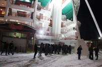 METRO İSTASYONU - Lokomotif Stadı'nda Güvenlik Önlemleri Arttırıldı