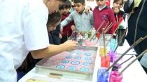 BEYRUT - Lübnanlı Çocuklar Ebru Sanatıyla Tanıştı