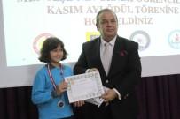LİSE ÖĞRENCİ - Menteşe'de Örnek Öğrenciler Ödüllendirildi
