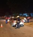 TRAFİK CEZASI - Mersin'de Aranan 90 Kişi Yakalandı