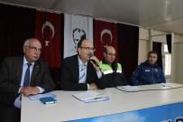 UZMAN JANDARMA - Milli Eğitim Ve Trafik Timlerinden Servis Sürücülerine Seminer