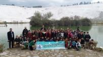 KARAHAYıT - Öğrenciler Pamukkale'nin Tarihini Öğrenecek