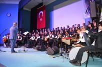 BALıKESIR ÜNIVERSITESI - Öğretmenler Korosundan Muhteşem Konser