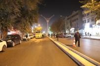 FEVZIPAŞA - Ordu Caddesinde Aydınlatma Çalışmaları Başladı