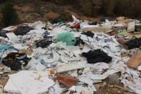 SARıLAR - Ormanlık Alana Dökülen Çöp Ve Molozun Önüne Geçilemiyor