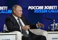 PROVOKASYON - Putin'den Kerç Boğazı Gerginliği Açıklaması