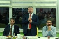 KARABÜK ÜNİVERSİTESİ - Rektör Şahin'e Veda Yemeği Düzenlendi