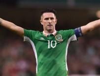 WEST HAM UNITED - Robbie Keane futbolu bıraktı