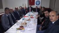 TÜRK EĞITIM SEN - Saruhanlı'da Öğretmenler Yemekte Buluştu