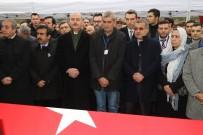 MUSTAFA BAŞOĞLU - Şehit Polis, Kahrolsun PKK Sloganları İle Defnedildi
