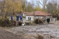 Sel Felaketinin Yaşandığı Bölgede Dalgıçlı Arama Kurtarma