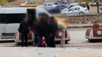 Sosyal Medyadan Terör Örgütü Propagandasına Tutuklama
