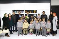 MUSTAFA DOĞAN - Suriyeli Çocuklar Rektör Karacoşkun'u Ziyaret Etti