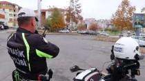 KIRMIZI IŞIK - Tekirdağ'da Trafik Denetimi