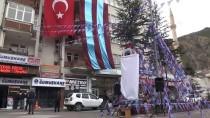 ÜNAL KARAMAN - Trabzonspor'a Gümüşhane'de Sevgi Seli