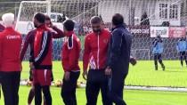 ÜNAL KARAMAN - Trabzonspor'da Kayserispor Maçı Hazırlıkları
