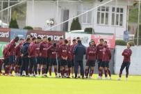 Trabzonspor Kayserispor Maçı Hazırlıklarını Sürdürdü