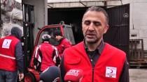KIZILHAÇ - Türk Kızılayından Bosna Hersek'teki Sığınmacılara Yardım