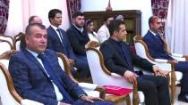 KIBRIS CUMHURİYETİ - Türkiye Gençlik Ve Spor Konfederasyonu'ndan KKTC Meclis Başkanına Ziyaret