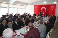 MEHMET ALİ ÖZKAN - Vali Çağatay'dan Tatvan Ziyareti