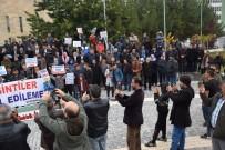 CEYLANPINAR - Viranşehir'de Elektriğin Cenazesi Kaldırıldı