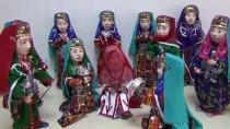 KAYINVALİDE - Anadolu Kültürü 'Kitre Bebekler' Ev Hanımlarının Elinde Hayat Buluyor