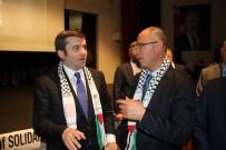 FİLİSTİN BÜYÜKELÇİLİĞİ - Ankara'da Filistin Halkı İçin Dayanışma Gecesi