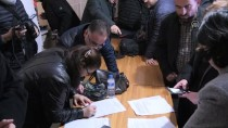 VELİ AĞBABA - Arapgir'de Maden Ocağına Tepki