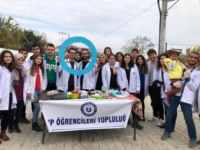Aydın'da Tıp Öğrencileri 'Sağlık Turnesi'ne Çıktı