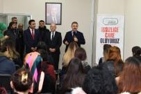 ESENYURT BELEDİYESİ - Başkan Alatepe'den Havalimanı İşçilerine İlk Gün Uğurlaması