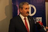 GÜNEY DOĞU - BBP Lideri Destici Açıklaması 'HDP İle Hiçbir Siyasi Partinin İşbirliği İçinde Olmaması Lazım'