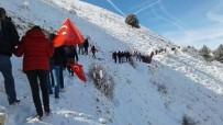TÜRK BAYRAĞI - Beypazarı'nda Şehitlere Saygı Ve Bayrak Yürüyüşü Yapılacak