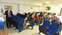 Burhaniye'de Zeytinde Dengeli Ve Doğru Gübreleme Konferansı Yapıldı