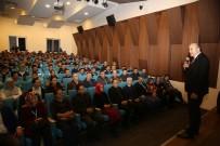 BÜLENT ECEVIT - Büyükşehir, Salihli Personeli İle Buluştu