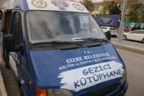 CİZRE BELEDİYESİ - Cizre'de Gezici Kütüphane Aracı Hizmete Girdi