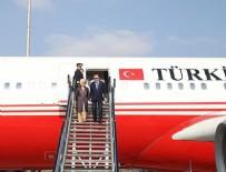 KÜLTÜR BAKANı - Cumhurbaşkanı Erdoğan Arjantin'de