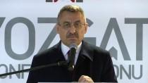 BOZOK ÜNIVERSITESI - Cumhurbaşkanı Yardımcısı Fuat Oktay Açıklaması
