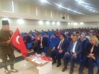 TÜRK BAYRAĞI - Daday'da Öğrencilere Çanakkale Zaferi Ve Atatürk Anlatıldı