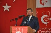ŞIRNAK VALİSİ - Davutoğlu Açıklaması 'Bu Toprakları Bölmeye Kimsenin Gücü Yetmez'