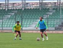 SEYRANTEPE - Diyarbekirspor'da Muğlaspor Maçı Hazırlıkları