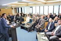 HAZIR GİYİM - DTO'da  'İhracat Destek Ofisi' Açıldı