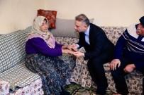 YASSıÖREN - Ertürk 'Ulu Çınarları' Unutmadı