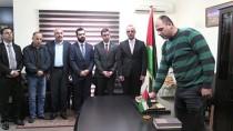 TÜRK KÜLTÜR MERKEZİ - Filistin'in Yeminli Türkçe Tercümanları Belgelerini Aldı