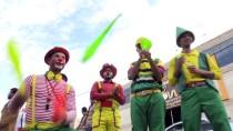 KUDÜS - Gazze'de 'Sokak Karnavalı'