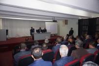 Gercüş'te Köylere Hizmet Götürme Birliği Meclis Toplantısı Yapıldı