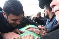 OSMAN GAZİ KÖPRÜSÜ - Göçükte Ölen İşçi Son Yolculuğuna Uğurlandı