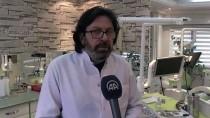 GÖZ HASTALIKLARI - Gönüllü Doktorlardan İdlib Ve Afrin'e Sağlık Hizmeti